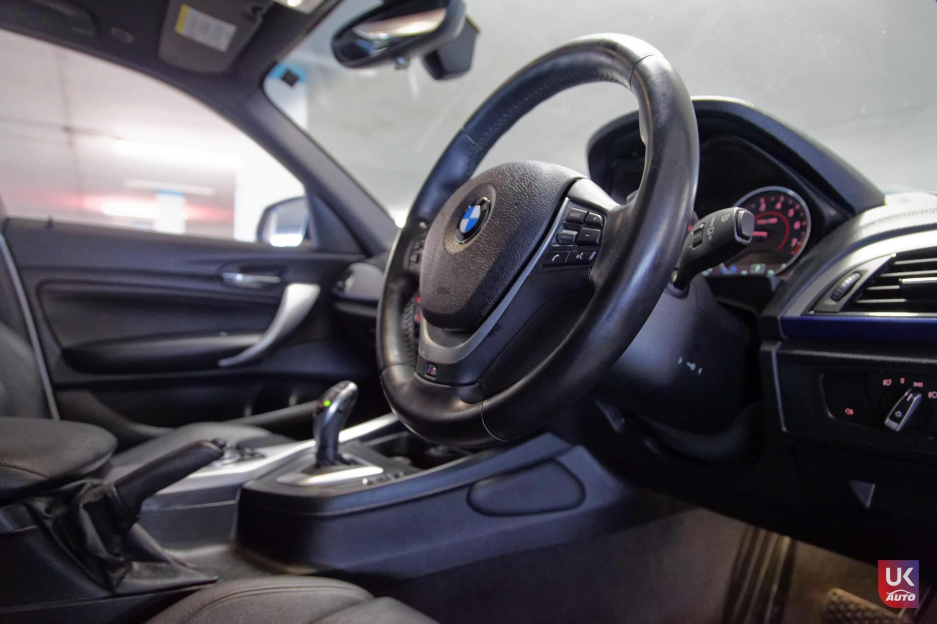BMW RHD BMW VOLANT A DROITE IMPORT BMW M135i RHD PARFAIT BMW OCCASION POUR NOTRE CLIENT SEBASTIEN TOUTES NOS FELICITATIONS10 - BMW RHD BMW VOLANT A DROITE IMPORT BMW M135i RHD PARFAIT BMW OCCASION POUR NOTRE CLIENT SEBASTIEN TOUTES NOS FELICITATIONS