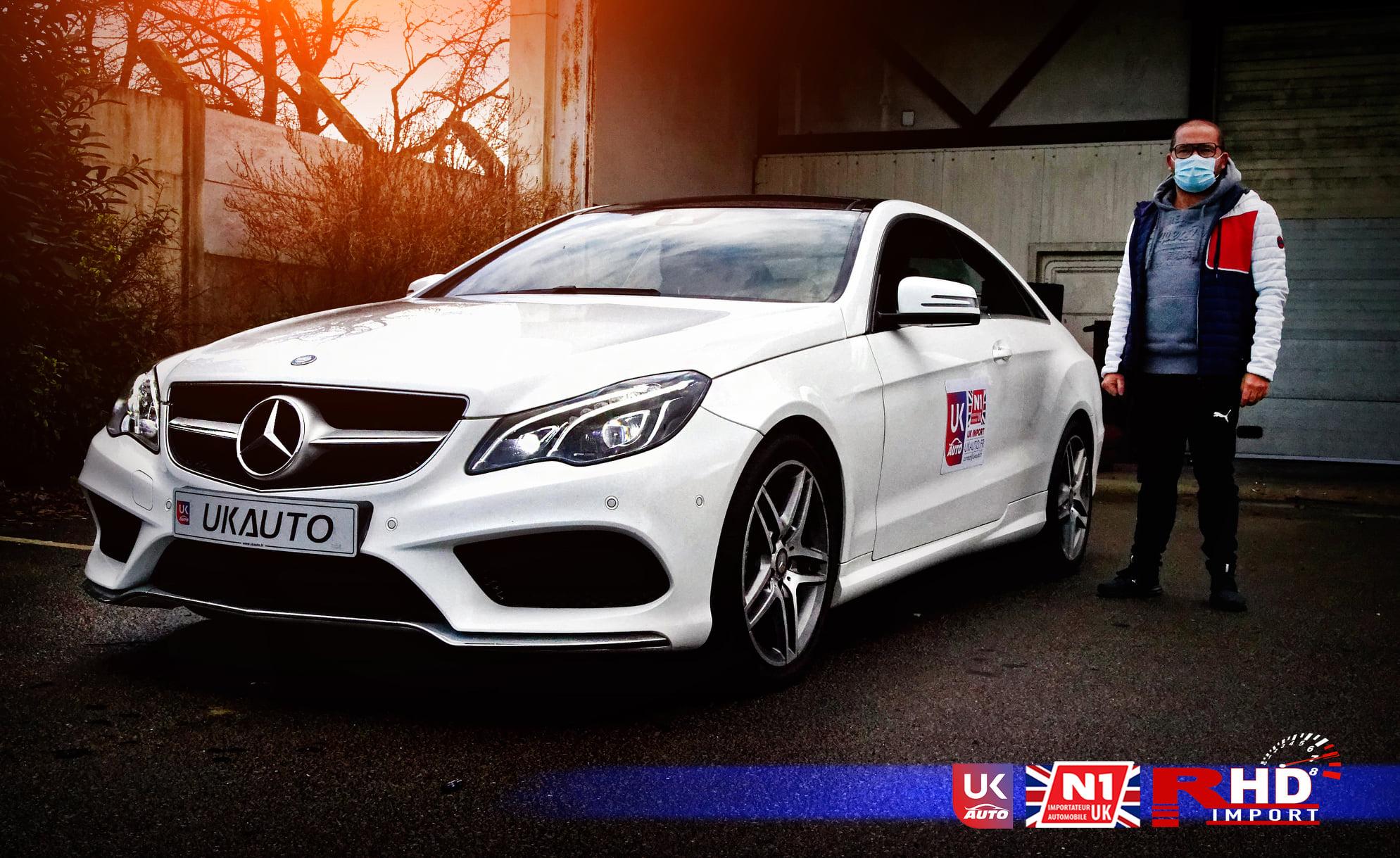 Frais de douane voiture Angleterre avec UKAUTO MERCEDES IMPORT4 - Frais de douane voiture Angleterre avec UKAUTO MERCEDES IMPORT