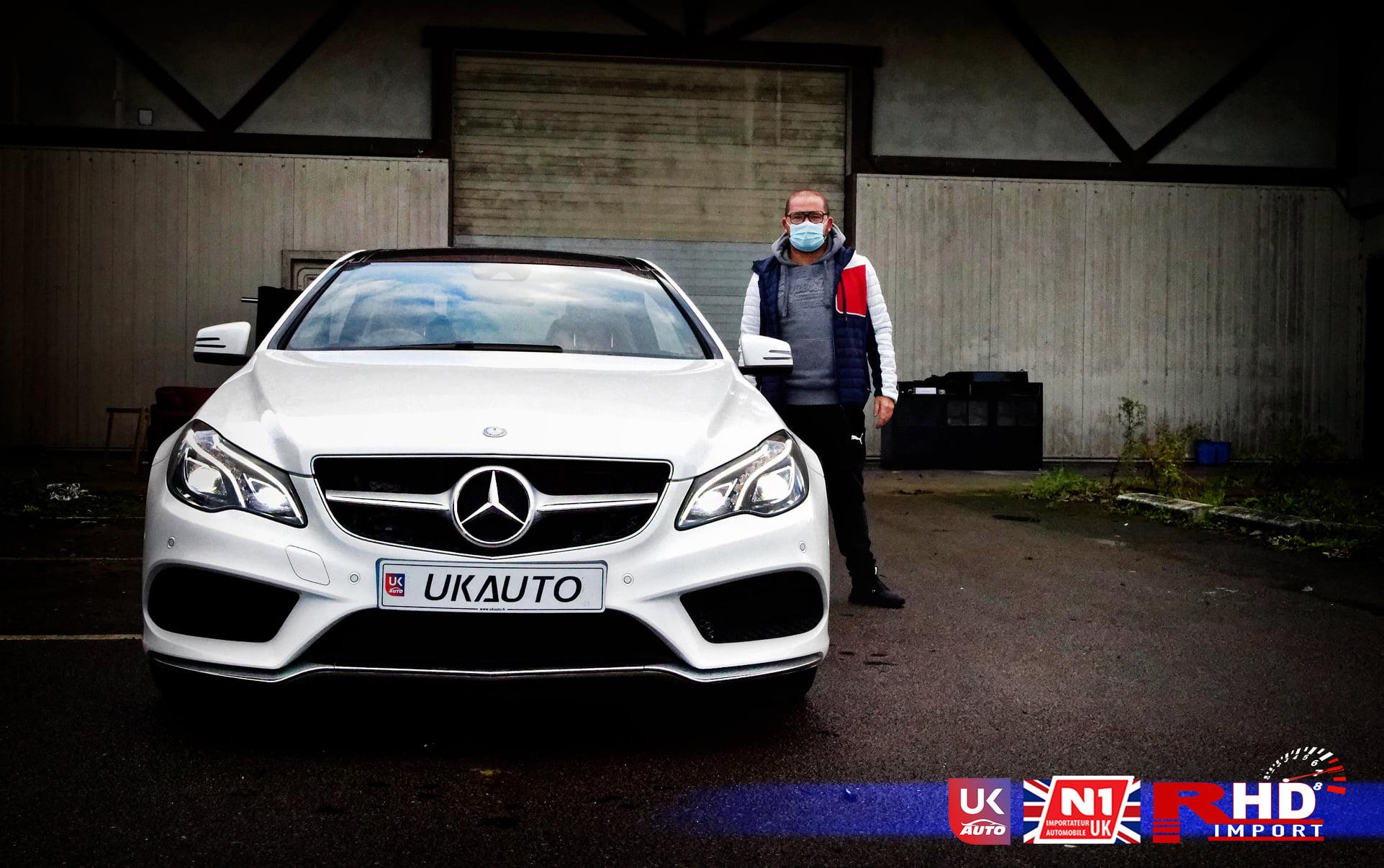 Frais de douane voiture Angleterre avec UKAUTO MERCEDES IMPORT8 - Frais de douane voiture Angleterre avec UKAUTO MERCEDES IMPORT