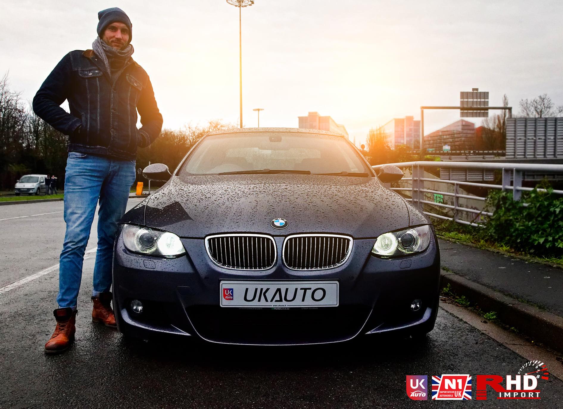 IMPORT BMW 335I importation dangleterre vers la france4 - IMPORT BMW 335I importation d'angleterre vers la france