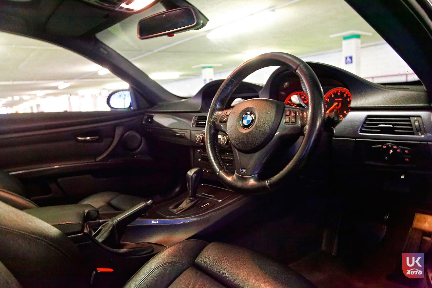 IMPORT BMW 335I importation dangleterre vers la france8 - IMPORT BMW 335I importation d'angleterre vers la france