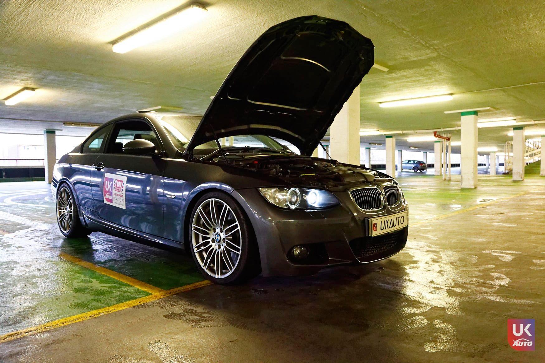 IMPORT BMW 335I importation dangleterre vers la france9 - IMPORT BMW 335I importation d'angleterre vers la france