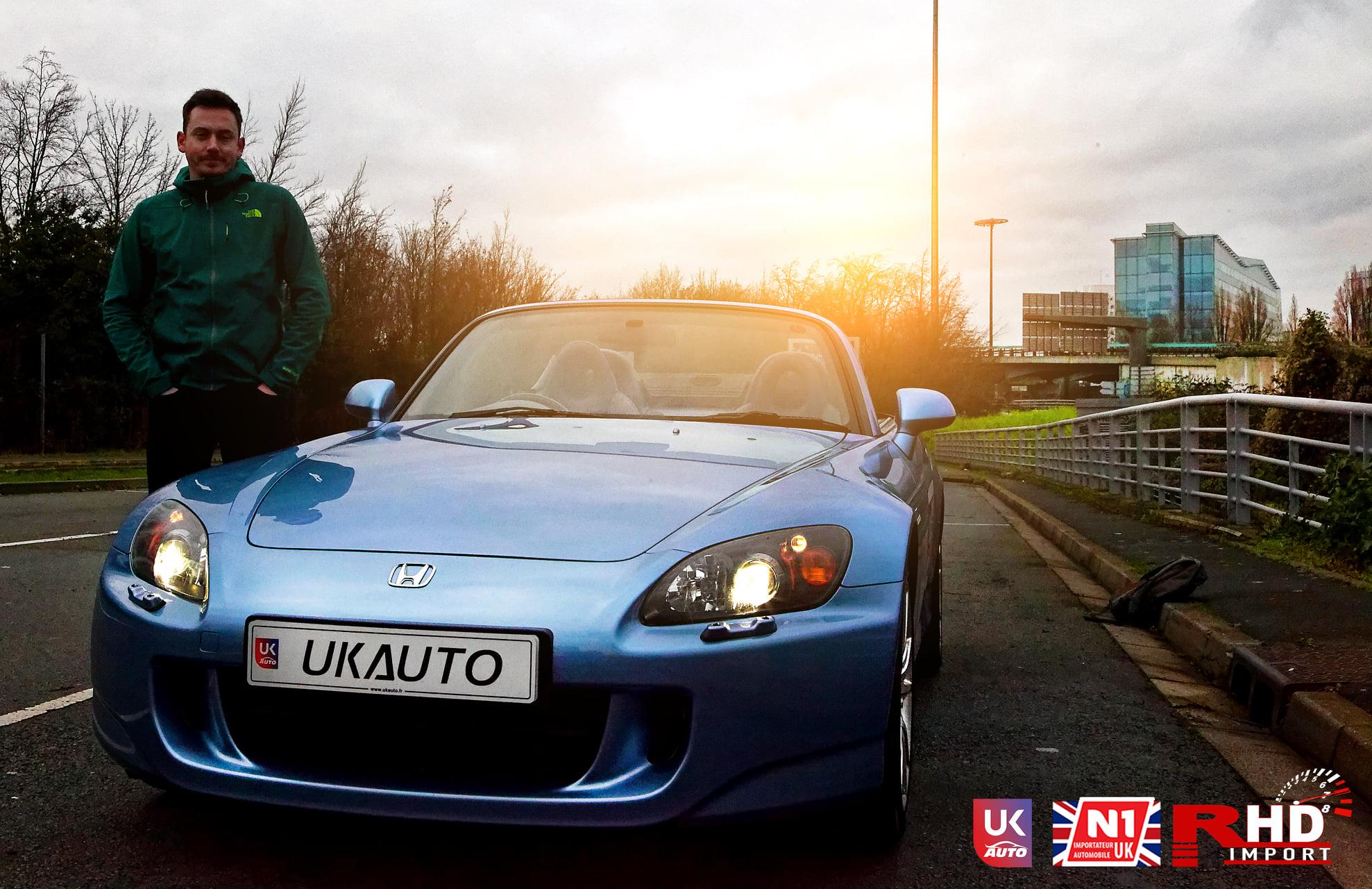 Voiture anglaise et brexit Honda S20006 - Voiture anglaise et brexit Honda S2000