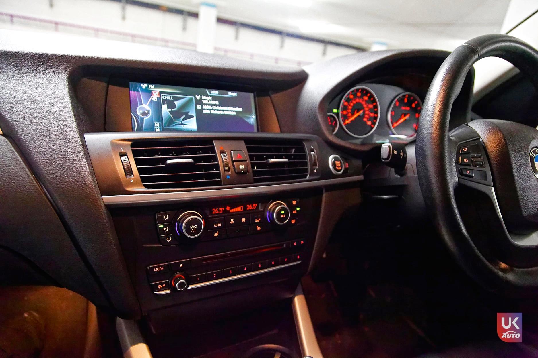 Voiture occasion royaume uni BMW X3 IMPORT UK10 - Voiture occasion royaume uni BMW X3 IMPORT UK