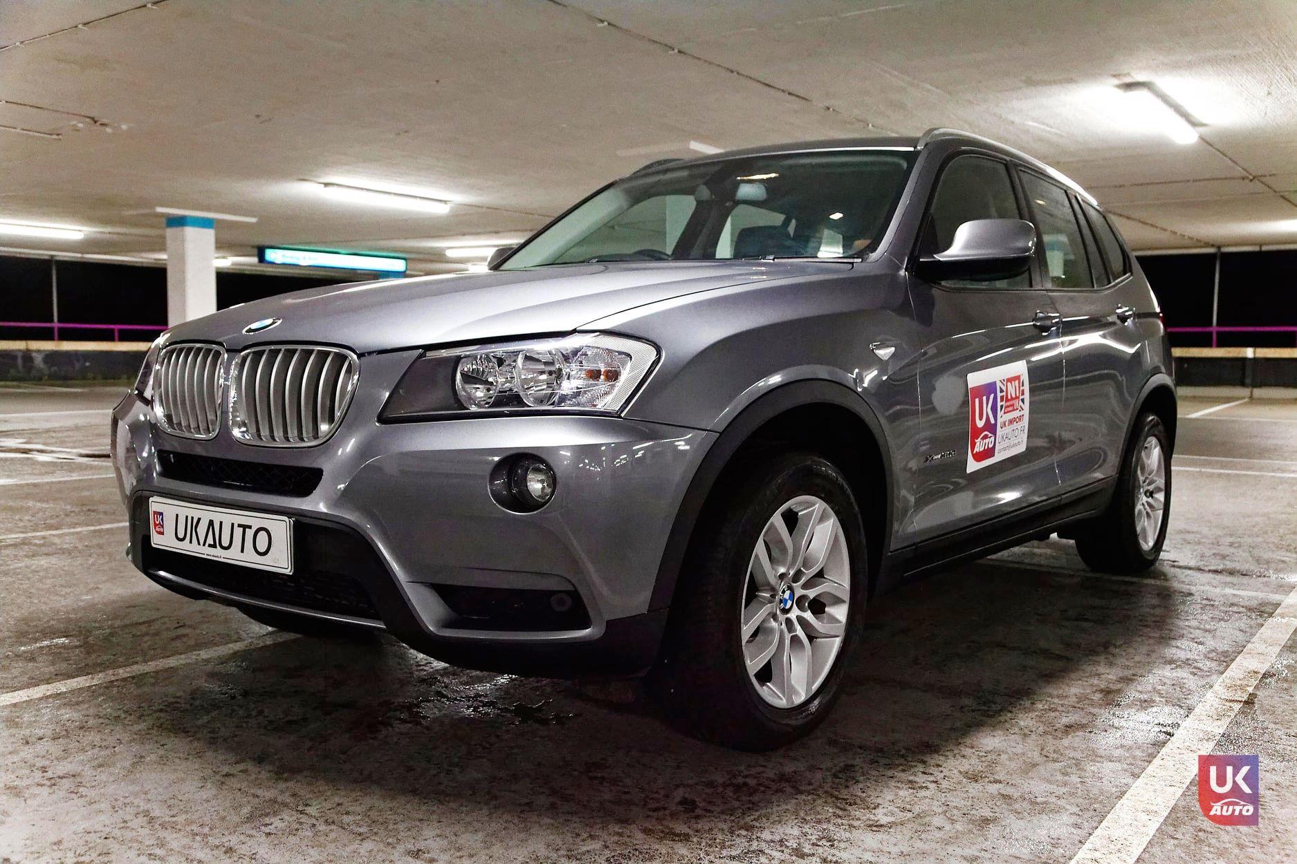 Voiture occasion royaume uni BMW X3 IMPORT UK11 - Voiture occasion royaume uni BMW X3 IMPORT UK