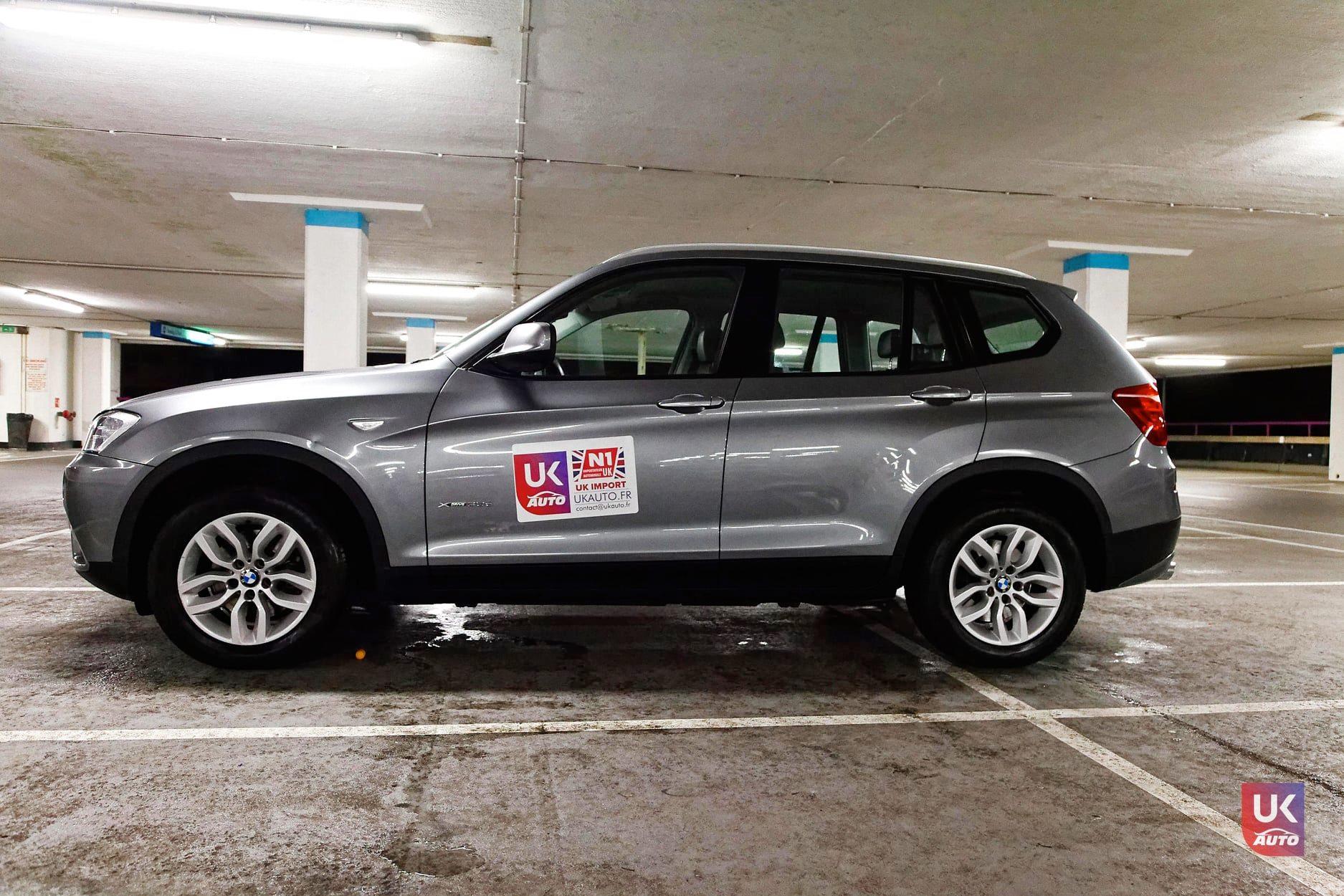Voiture occasion royaume uni BMW X3 IMPORT UK2 - Voiture occasion royaume uni BMW X3 IMPORT UK