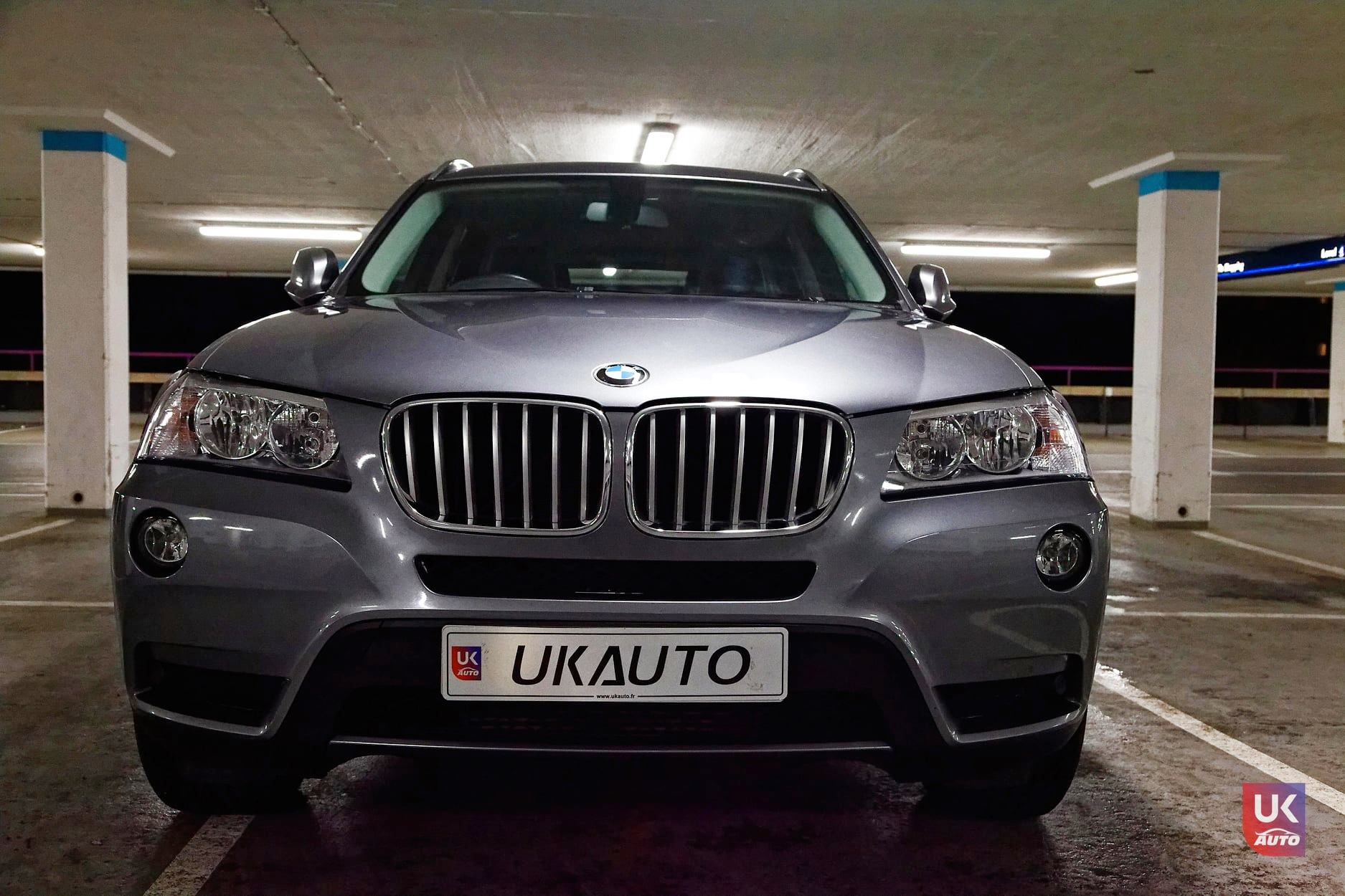 Voiture occasion royaume uni BMW X3 IMPORT UK5 - Voiture occasion royaume uni BMW X3 IMPORT UK