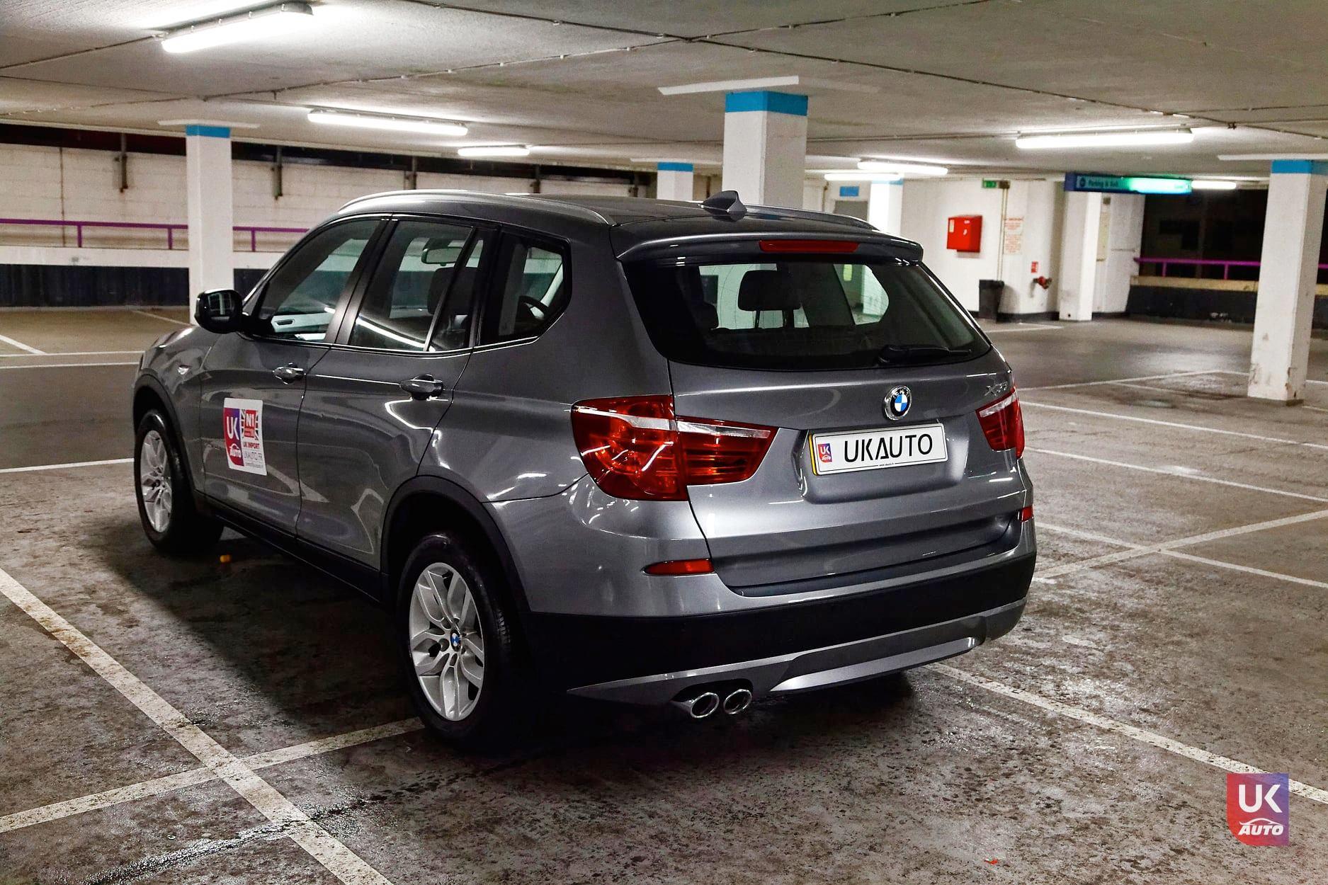Voiture occasion royaume uni BMW X3 IMPORT UK6 - Voiture occasion royaume uni BMW X3 IMPORT UK