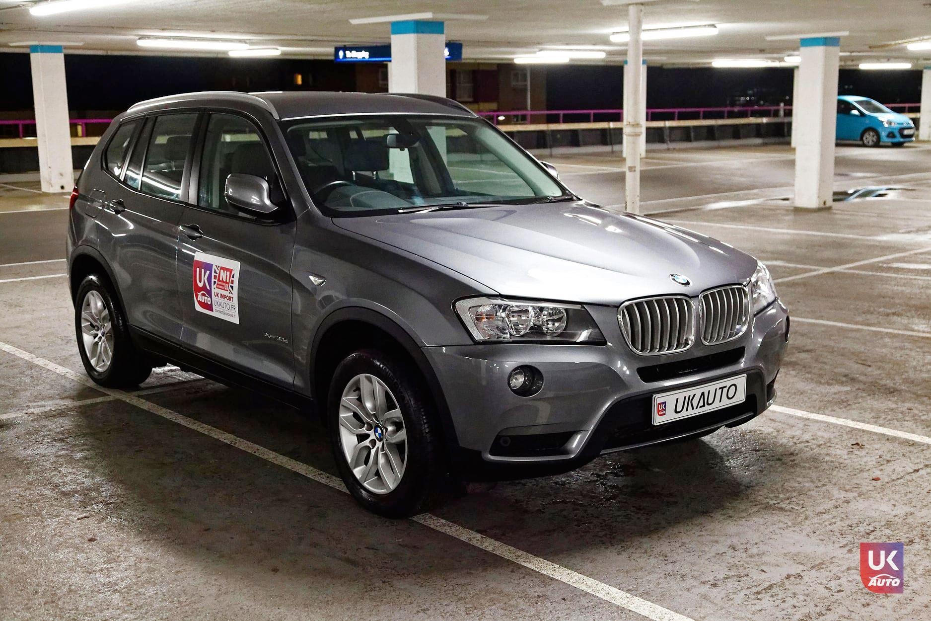 Voiture occasion royaume uni BMW X3 IMPORT UK9 - Voiture occasion royaume uni BMW X3 IMPORT UK