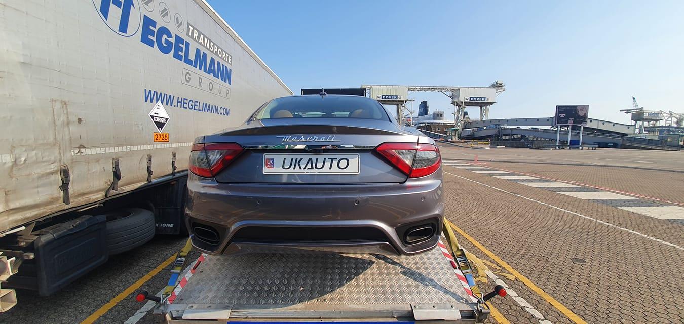 Import voiture angleterre brexit Maserati1 - Import voiture angleterre brexit Maserati