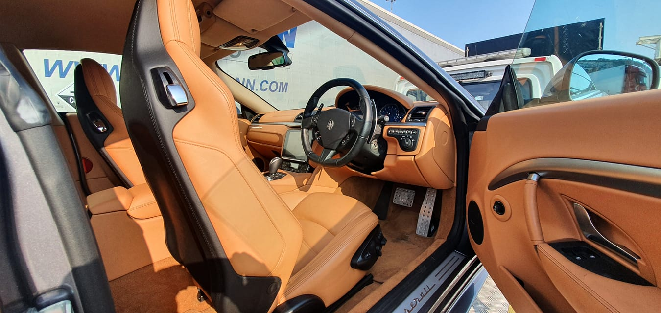 Import voiture angleterre brexit Maserati5 - Import voiture angleterre brexit Maserati